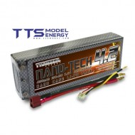 TTS MODEL nano-tech 4200mah 2S2P 20~40C Hardcase Lipo Pack