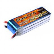 Gens ace 2200mAh 11.1V 55C 3S1P Lipo Battery Pack