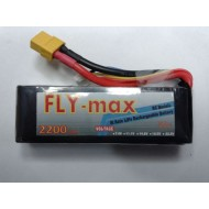 FLY-max lipo battery 3s 11.1v 2200mah 50c