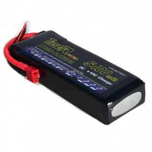 Tiger 3S 11.1V 5400MAH 25C LiPo RC Battery