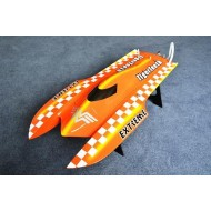 DT E22 Tiger Teeth Brushless RC Boat