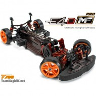 Team Magic E4D-MF Pro 1/10 Electric - 4WD Drift - Competition Version
