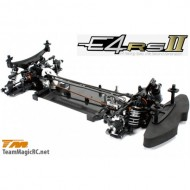 Team Magic E4RS II (2012 Two Belts layout) - kit1/10 Electric - 4WD Touring