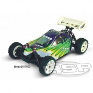 HSP 1/10 SCALE ELECTRIC POWER OFF-ROAD BUGGY 2.4G
