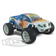 HSP 1/10 SCALE ELECTRIC POWER MONSTER TRUCK 2.4G