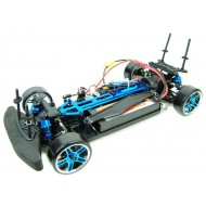 HSP 1/10 EP 4wd On Road Rc Drift Brushless Racing FlyingFish Remote Control Car