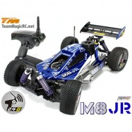 Team Magic M8JR 1/8 Nitro - 4WD Buggy - RTR - 2.4gHz