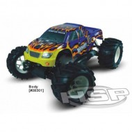 HSP 1/8 SCALE NITRO TORNADO POWER MONSTER TRUCK 2.4G