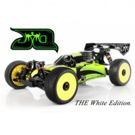 "JQ Products ""THE Car"" 1/8 Competition PRO Buggy Kit (White Edition)"