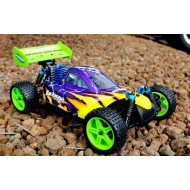 HSP 1/10 SCALE NITRO BUGGY  2.4Ghz