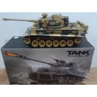 1:18 GermanTiger 27M RC Tank