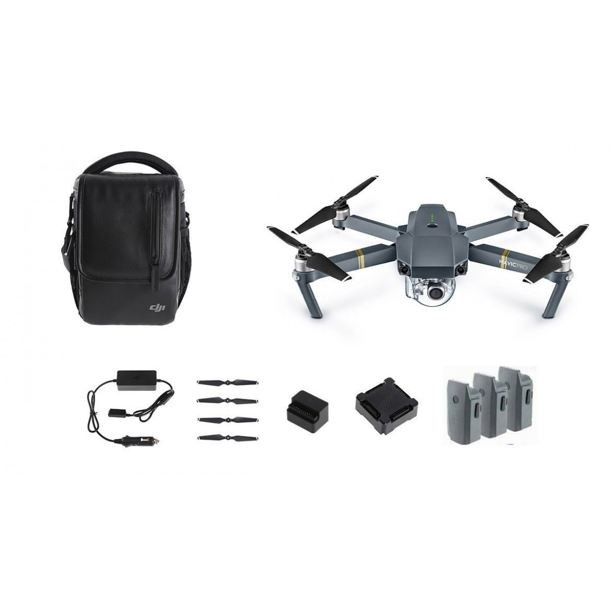 7a5483fef84 Mavic Pro Fly more Combo (Official DJI Malaysia Warranty)