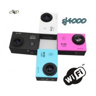 1080P Waterproof Sports Cam8 Action Camcorder SJ4000 with WIFI