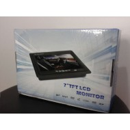 "7"" TFT LCD Monitor with 5.8g fpv"