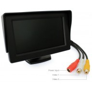 4.3 INCH HD LCD TFT  SCREEN MONITOR