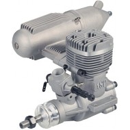 ASP S61A Two Stroke Glow Engine