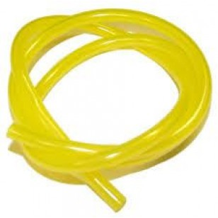 Silicon fuel pipe (1 mtr) Yellow 6x3mm (Nitro & Gas Engines)