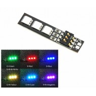 Multi Color Switchable LED Light