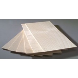 AIRCRAFT PLYWOOD (920mm x 460mm x 2mm)