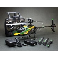 V912 4 Channel 2.4GHz LCD Remote Control Single Blade Helicopter RTF