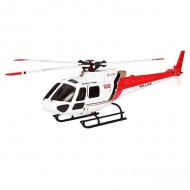 WLtoys V931 2.4G 6CH Brushless Scale Lama Flybarless RC Helicopter