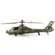 RC Comanche Avatar - 2.4G 4Ch Single Blade Hunting Sky Helicopter RTF