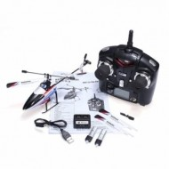 WLToys V911-Pro/V911 Pro 4CH RC Helicopter (Sky Walker)-Ready to Fly