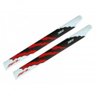 Zeal - Carbon Fiber Blades 360mm (B)
