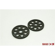 X3 131T MAIN DRIVE GEAR(2PCS)
