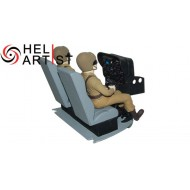 HeliArtist Hughes MD500 Scale Pilot (600 Size)
