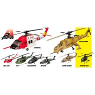 Scale Heli For  400,500,600,700 Size (Call For Pre-Order & Price)