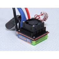 Brushless Car ESC 100A w/ Reverse (Upgrade version)