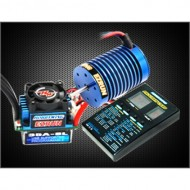 EZRUN Brushless System Combo for 1/10 Car 9T-35A
