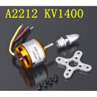 A2212 RC Brushless Outrunner Motor - 1400kv