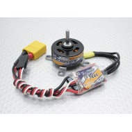 Donkey ST2204-1700kv Brushless Power System Combo