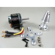 NTM Prop Drive Series 35-30 1100kv / 380w with Adaptor Set