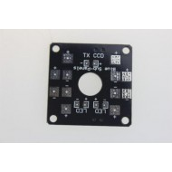 Mini Power Distribution Board PCB  Light LED Control Hub for RC Quadcopter