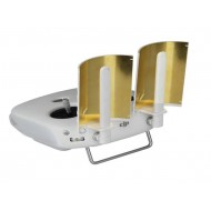 Copper Parabolic Antenna Range Booster for DJI Phantom & Inspire