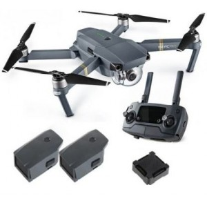 DJI Mavic Pro with 2 Battery & Charging Hub (DJI Malaysia Warranty)