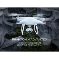 Phantom 4 Advanced (DJI Malaysia Officer Warranty)