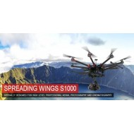 DJI Spreading Wings S1000 Premium Octocopter with A2 Flight Controller Combo