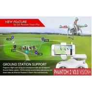 DJI Phantom 2 Vision+ with Extra Battery (New Version V3.0)