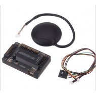 APM2.8 Flight Controller Board + 6M High Accuracy GPS Module Combo