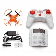 CX Model CX023 Nano 2.4G 6 axis RC Quadcopter RTF With Led