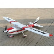 Cessna 182 1.4m with LED Lighting - PNP