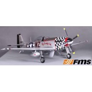 FMS 1450MM P-51D (V8) Big Beautiful Doll PNP