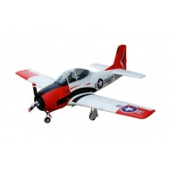 FMS 1400MM T-28 Trojan V3 Red-PNP