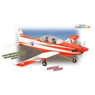 PC21 PILATUS .120 SCALE 1:5 ARF