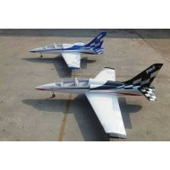 "Dolphin jet 71"" with Electric Retract Landing Gear - Kit"