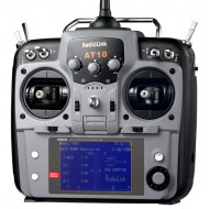 RadioLink AT10 II 10 Channel Digital Proportional R/C Radio System